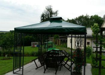 Pavillon – Dach