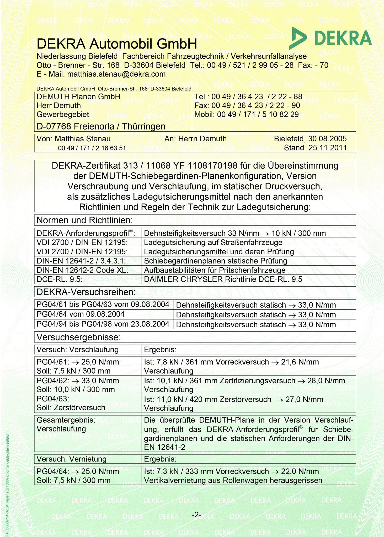 Zertifikat LaSi_01