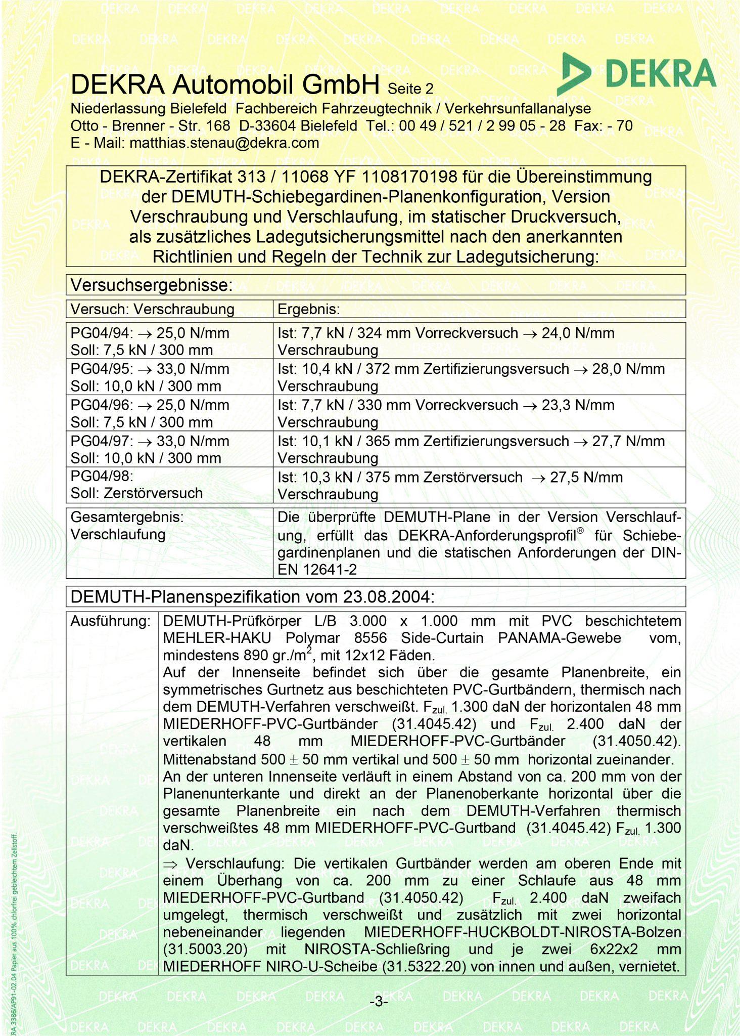 Zertifikat LaSi_02