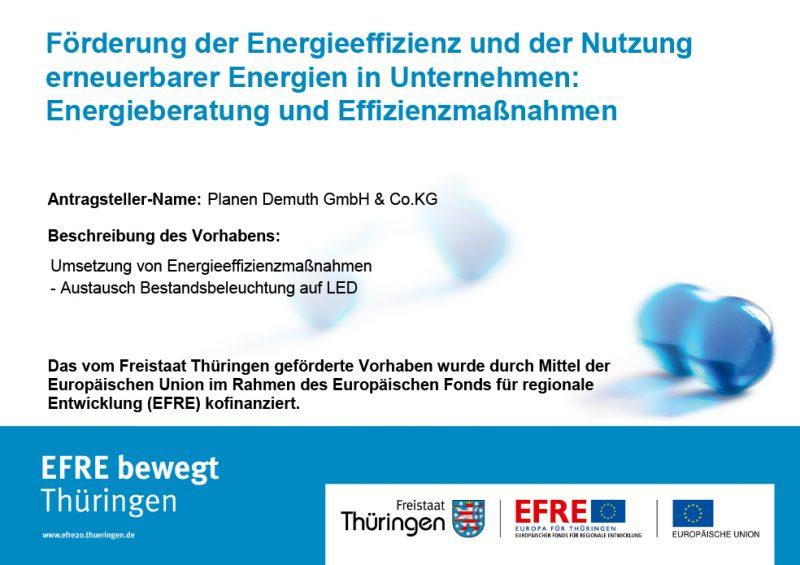 EFRE-Plakat_Publizitaetspflicht_Demuth